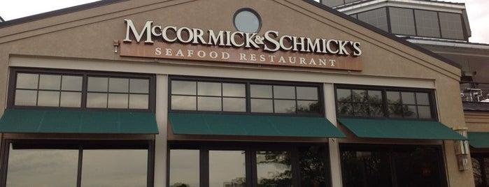 McCormick & Schmick's Seafood Restaurants is one of McCormick & Schmick's.