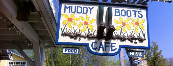 Muddy Boots Cafe is one of Guide to Nashville's best spots.