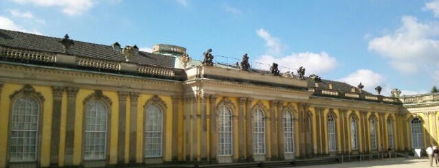 Schloss Sanssouci is one of Berlin And More.