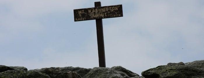 Mount Washington Summit is one of Bucket List.