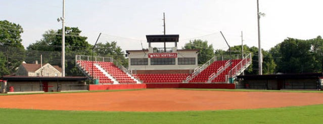 WKU Softball Complex is one of Campus Tour.