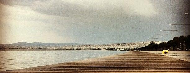 Νέα Παραλία - Ποσειδώνιο is one of Selanik'te gorulmesi gereken yerler.