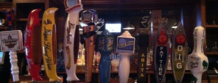 Sports Corner is one of bars.