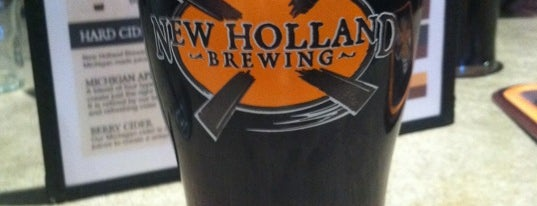 New Holland Brewing Company is one of Breweries to Visit.
