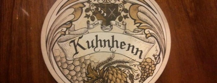 Kuhnhenn Brewing Co. is one of Michigan Breweries.