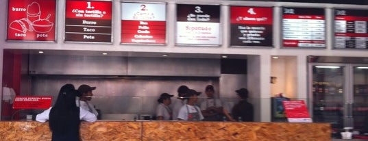 Sipote Burrito is one of Restaurantes Mexicanos!!!.