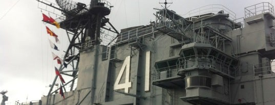 USS Midway Museum is one of 25 Must See in America's Finest City.