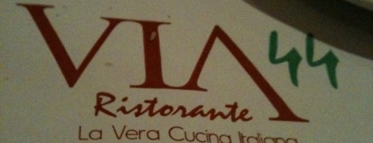 Via 44 Ristorante is one of Eat In Rio.