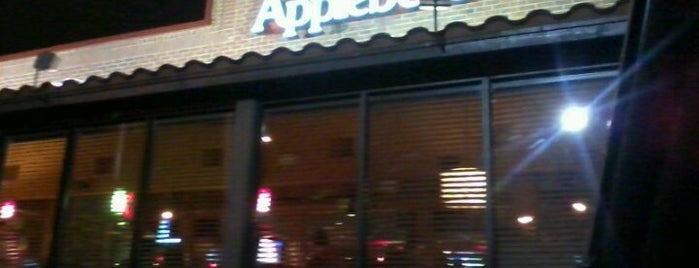Applebee's Neighborhood Grill & Bar is one of 20 favorite restaurants.