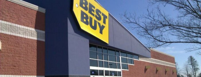 Best Buy is one of The Chad.