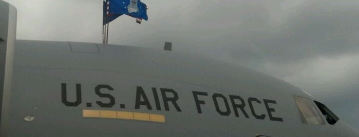 Shaw Air Force Base (AFB) is one of AFBs.