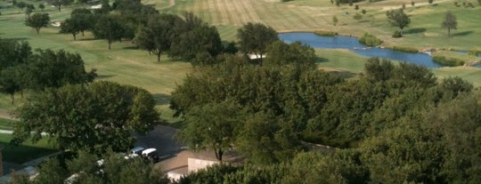 Four Seasons Resort and Club Dallas at Las Colinas is one of * Gr8 Golf Courses - Dallas Area.