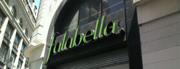 Falabella is one of Buenos aires.