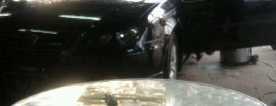 Esso Car Wash- Sri Gombak is one of NFS Lepaking Tour.