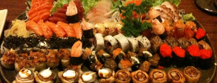 Koban Sushi is one of Gastronomia - The Best in Sampa.