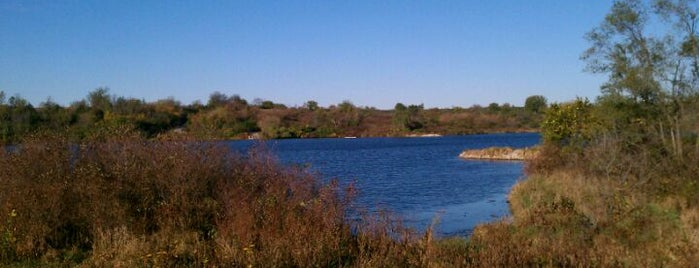 Badger Creek State Recreation Area is one of Iowa: State and National Parks.