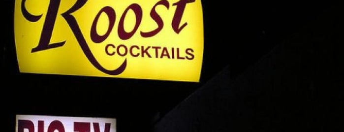 The Roost is one of LA's Best Dive Bars.