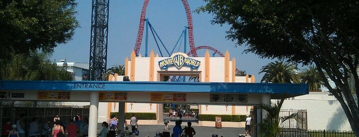 Warner Bros. Movie World is one of Best of World Edition part 3.