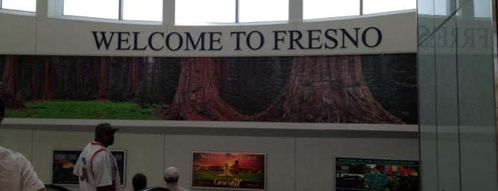 Fresno Yosemite International Airport (FAT) is one of Airports~Part 1....