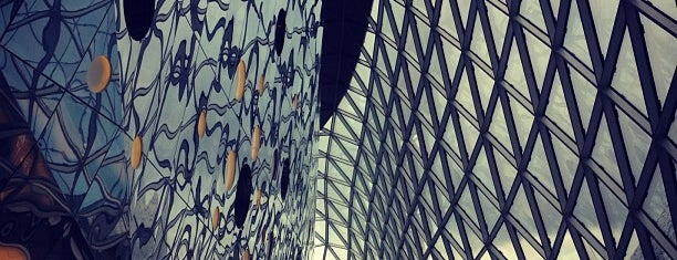 MyZeil is one of Top picks for Malls.