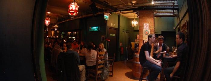 Jerusalem Bar & Kitchen is one of London Bars.