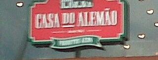 Casa do Alemão is one of Rio - Restaurantes.