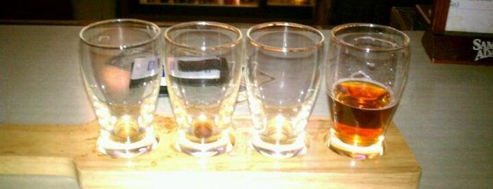 Grey Lodge Pub is one of Draft Mag's Top 100 Beer Bars (2012).