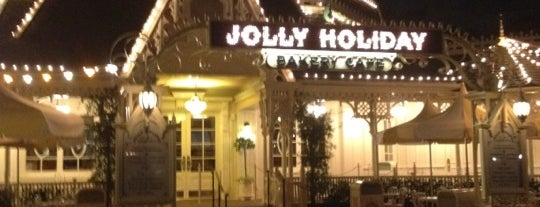 Jolly Holiday Bakery Cafe is one of The 15 Best Places for Pastries in Anaheim.