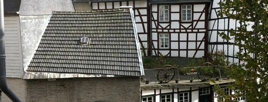 Monschau is one of Maravillas del mundo.