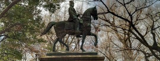 Arisugawa-no-miya Memorial Park is one of 公園.
