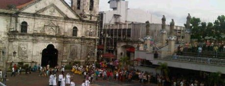 Basilica Minore del Santo Niño is one of The Best of Cebu City 2012.