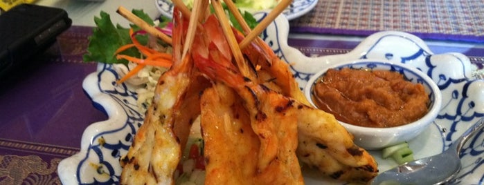 Lucky Elephant Thai Cuisine is one of Cor Cor's World NOMination.