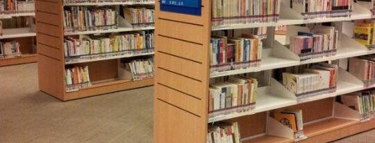 Sengkang Public Library is one of Sengkang B.