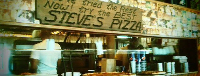 Steve's Pizza is one of food.