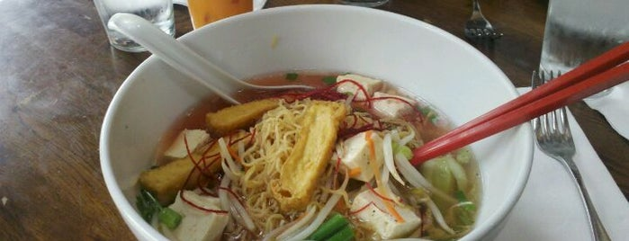 DC Noodles is one of The 15 Best Places for a Vegetarian Food in Washington.