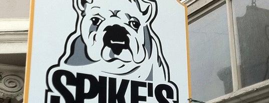 Spike's Coffee & Tea is one of San Francisco Caffeine Crawl.