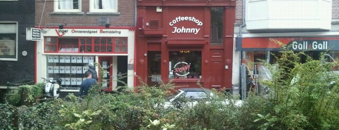Coffeeshop Johnny is one of Amsterdam Coffeeshops 2 of 2.