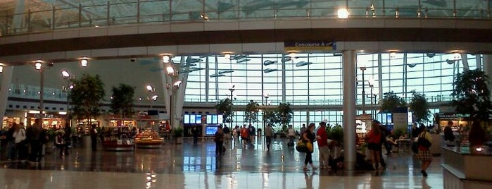 Indianapolis International Airport (IND) is one of Airports in US, Canada, Mexico and South America.
