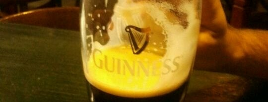 O'Gilins Irish Pub is one of Must-visit Nightlife Spots in Lisboa.