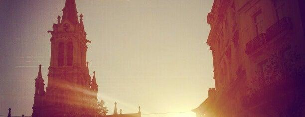 Parvis de Saint-Gilles is one of Brussels Spots #4sqCities.