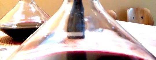 Sanguis Winery is one of santa barbara favs.