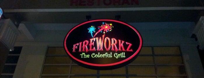 Fireworkz is one of Neu Tea's Seremban Trip 芙蓉.