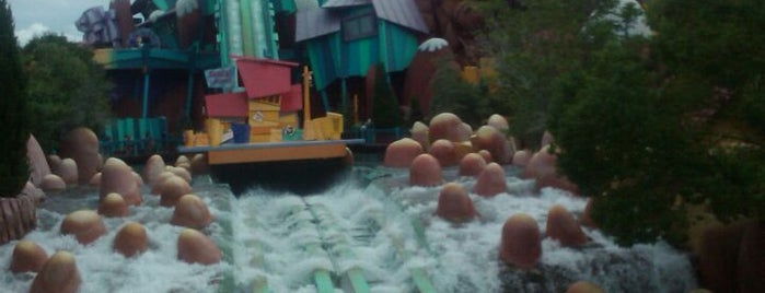 Dudley Do-Right's Ripsaw Falls is one of Florida Trip '12.