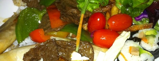 Green Earth Vegetarian Cuisine is one of Favourite Ottawa Restaurants.