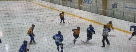 Paloheinän jäähalli is one of Junior icehockey arenas.