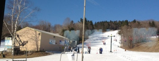 Blandford Ski Area is one of MOUNTAINS.