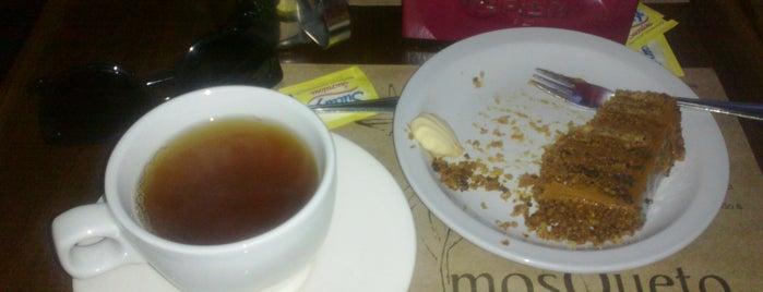 Café Mosqueto is one of Bares, restaurantes y otros....