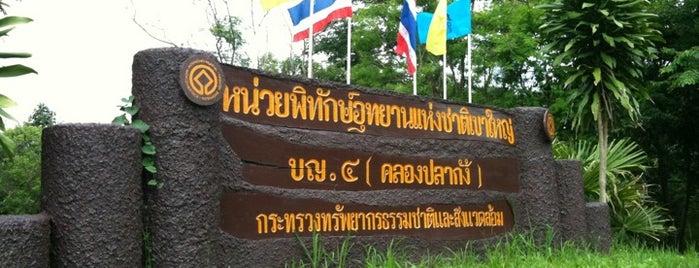 Khao Yai National Park is one of UNESCO World Heritage Sites (Asia).