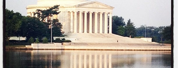 Tidal Basin Paddle Boats is one of DC's favorites.
