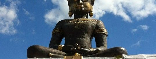 พระพุทธมหาธรรมราชา is one of Holy Places in Thailand that I've checked in!!.